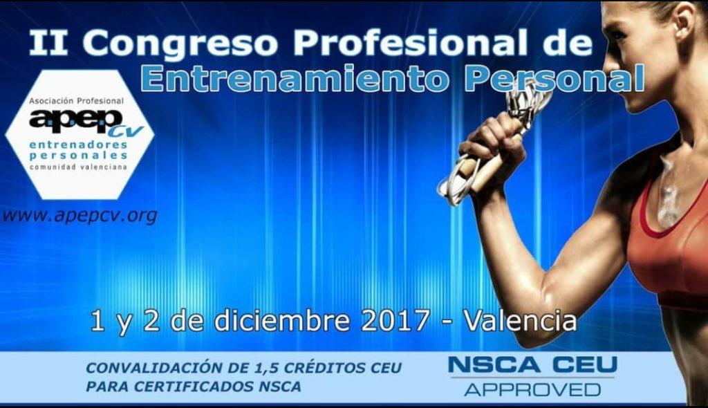Zona3 participa en el II Congreso Profesional de Entrenamiento Personal