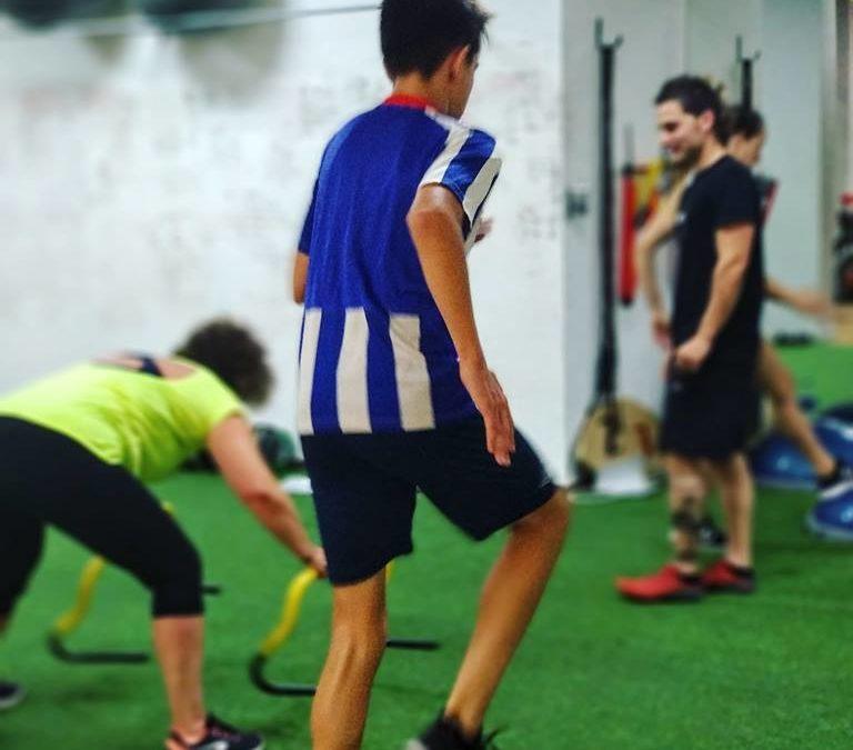 PREPARACIÓN FÍSICA, tanto individual como en equipo, para cualquier modalidad deportiva