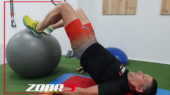 Un cuerpo fuerte en todas sus cualidades y capacidades acaba siendo la máquina más efectiva y duradera