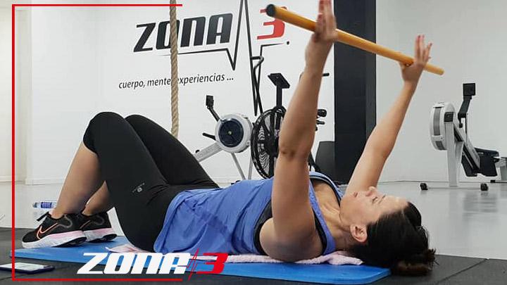 La mejor medicina para las molestias musculares es la actividad física