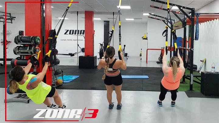 Compartir entrenamiento y superarse cada día.
