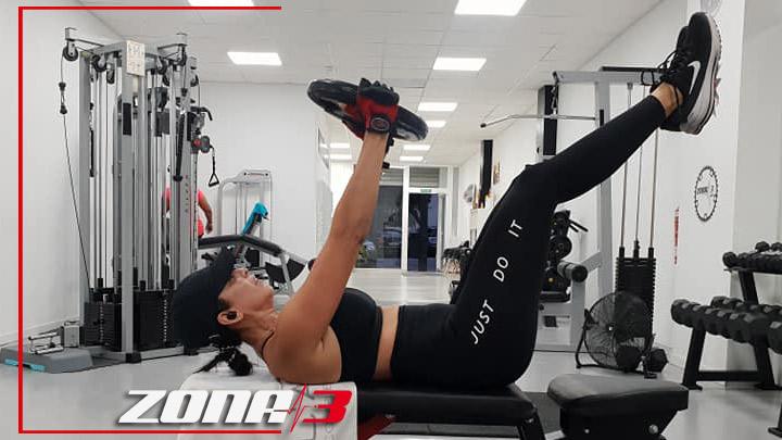 El trabajo de #Fuerza es la parte más importante dentro del entrenamiento de una mujer