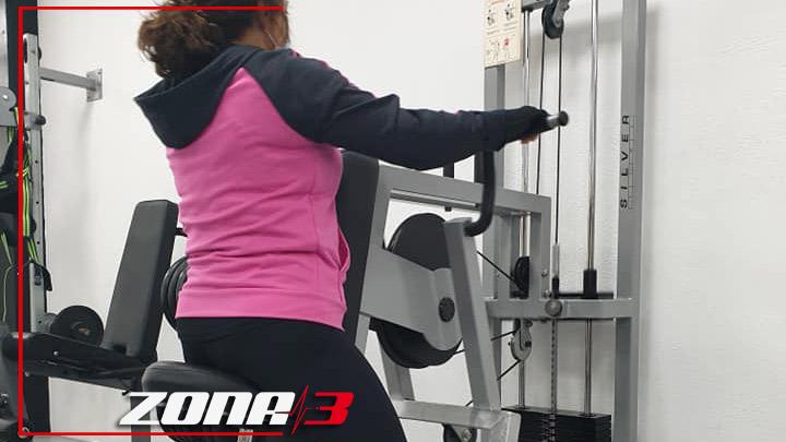 Con el ejercicio de fuerza, al terminar, incrementamos la circulación, el ritmo cardíaco y la ventilación