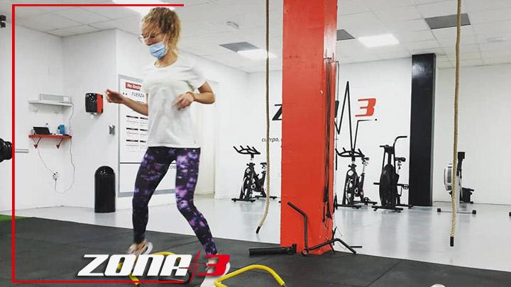 En Zona3 fitness buscamos mejorar la forma física de cada persona que entra por nuestra puerta.