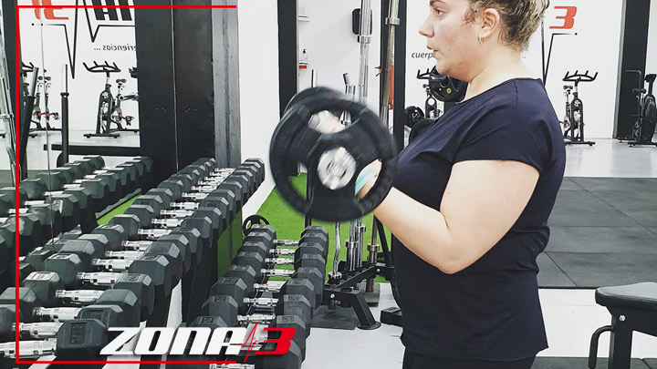 Zona3 fitness  algo más que un gimnasio y con mucho más que simples clientes