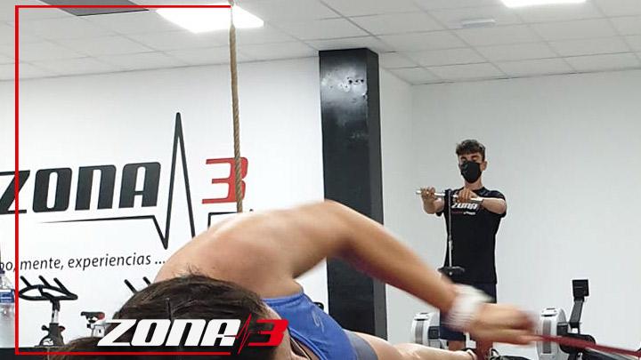 En Zona3 fitness  seguimos dando la dosis diaria de salud