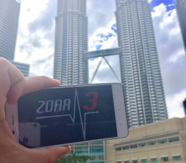 Saludos desde Kuala Lumpur