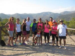 Entrenamiento y Trail Sierra Calderona